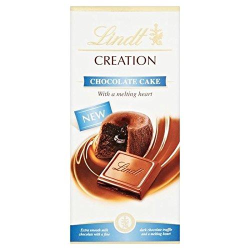 Lindt Création Gâteau Au Chocolat 150G - Paquet de 6