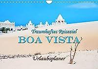 Traumhaftes Reiseziel - Boa Vista Urlaubsplaner (Wandkalender 2022 DIN A4 quer): Magische Orte auf der drittgroessten Insel der Kapverden Boa Vista. (Geburtstagskalender, 14 Seiten )