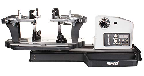 Merco ES-6000 elektronische Besaitungsmaschine (Schwarz)