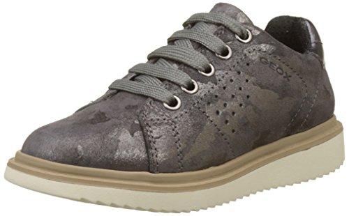 Geox J744FA00077, Zapatos Cordones Unisex Adulto