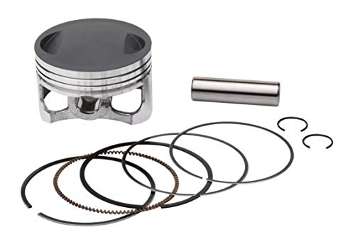 HOWWO KF-Ring Kit de Anillos de pistón de 60 mm Ajuste para Yinxiang YX 150cc 160cc Motor Horizontal Dirt Pit Bike Monkey ATV Parts (Color : 1 Set)