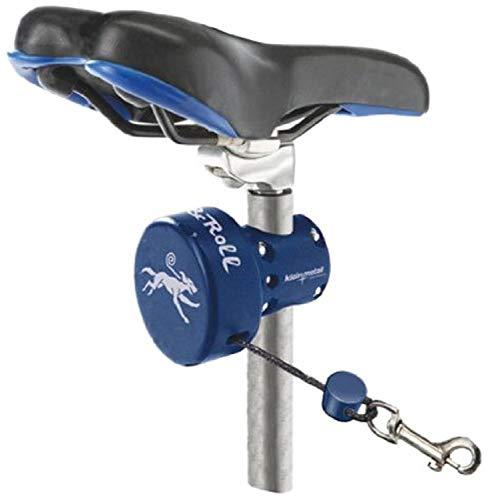Kleinmetall Fahrradzubehör Dog & Roll, automatische Hundeleine für das Fahrrad