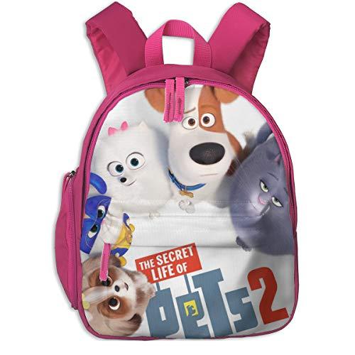 Zhenzhan Unisex-Baby Preschool Bookbag Best Friendship Print Kids Backpacks For School