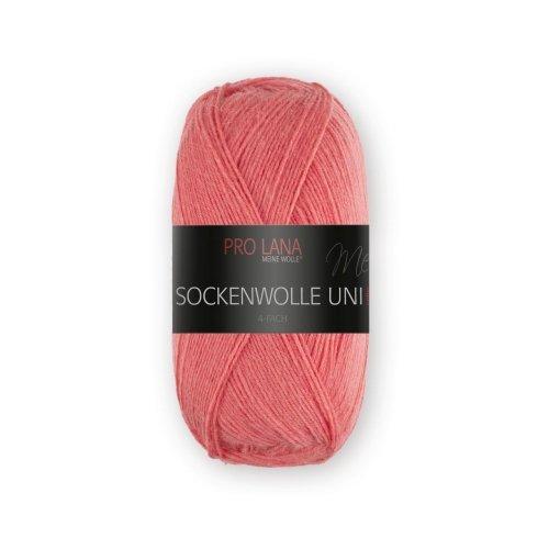 Prolana Sockenwolle 4 Fach, 75% Schurwolle/25% Polyamid, 421, 420 m / 100 g