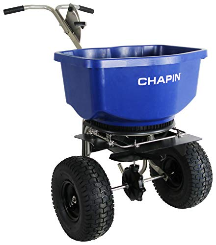 New Chapin 82400B Spreader, Blue