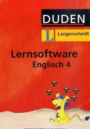 Duden Lernsoftware Englisch 4