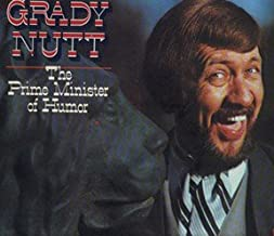 LP GRADY NUTT The Prime Minister Of Humor New Sealed