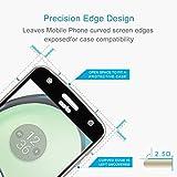 Zhangl Película de Cristal Moderada del teléfono móvil para Motorola Moto Z Play 0.26mm 9H dureza urface 2.5D Pantalla Completa Protector de Pantalla de Vidrio Templado Película de Vidrio Templado