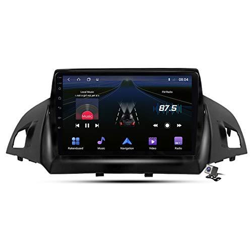 Android 9.1 Autoradio 2 Din Car Stereo Coche GPS Navegacion para Ford...