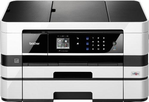 Brother MFC-J4610DW Multifunktionsgerät (Kopierer, Scanner, Drucker, Fax) schwarz/weiß