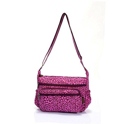 Sincere® sac de la personnalité de la mode féminine Moyen-âge / Messenger / sac bandoulière-7