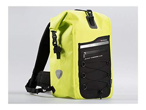 SW-MOTECH Drybag 300 rugzak 30L, signaalgeel. Waterdicht.