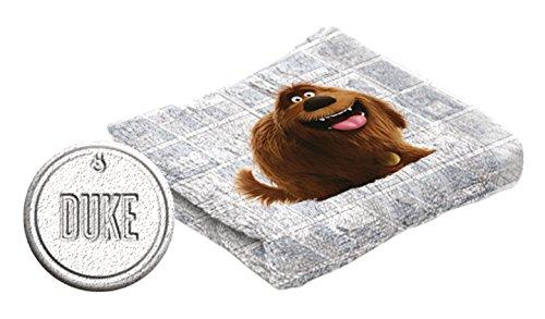 The Secret Life of Pets Duke Gant de Toilette/Bombe de Bain