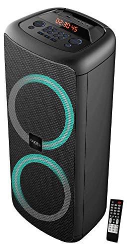 Enceinte Bluetooth 1000 Watts Ibiza Noir