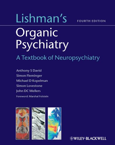 Lishman's Organic Psychiatry: A Textbook of Neuropsychiatry