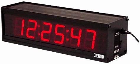 CC186E Stand Alone Digital Clock