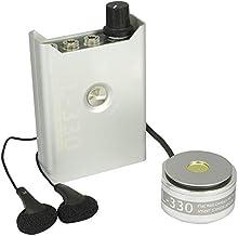 コニーエレクトロニクスサービス コンクリートマイク 録音 フラット ダブル リバーシブル 高感度 FL-330