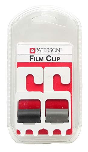 Paterson PTP218 - Juego de clips para película, color