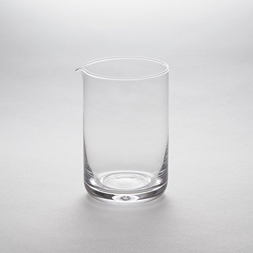 American Metalcraft MGC20 Cocktail Mixing Glass, 20 oz, Clear