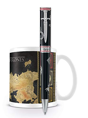 Price comparison product image Montegrappa Game of Thrones Westeros Ballpoint