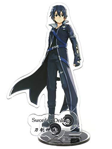 CoolChange Sword Art Online Deko Aufsteller aus Kunststoff, Figur: Kirito