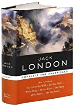 Jack London: Complete and Unabridged Six Novels