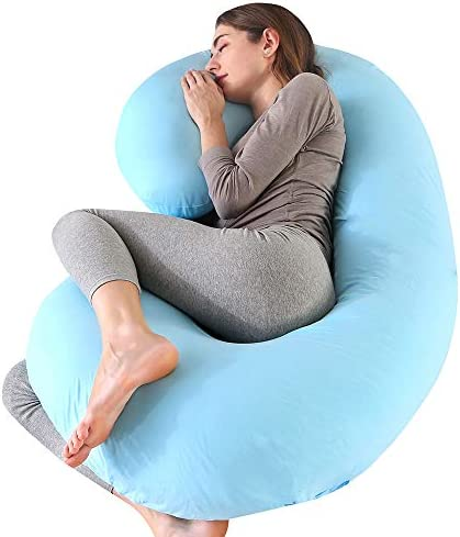 Top 10 Best pregnancy body pillow cover Reviews