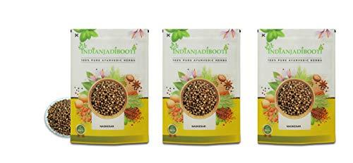 IndianJadiBooti Nagkesar, 3 Packs of 900 Grams [31.74 Oz]