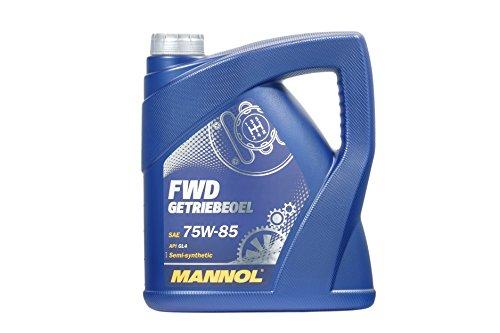 MANNOL FWD Getriebeoel 75W-85 API GL 4, 4 Liter