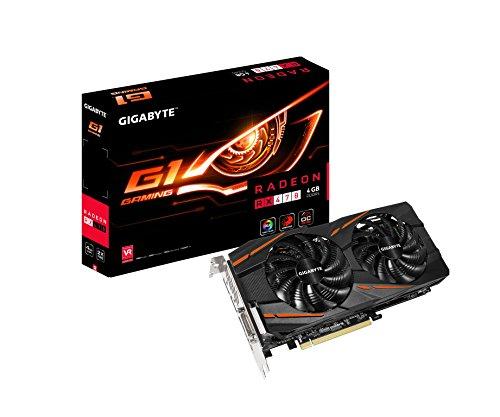 Gigabyte GV-RX470G1 GAMING-4GD AMD Radeon RX 470 4GB - Tarjeta gráfica (Activo, ATX, AMD, Radeon RX 470, GDDR5, PCI Express x16 3.0)