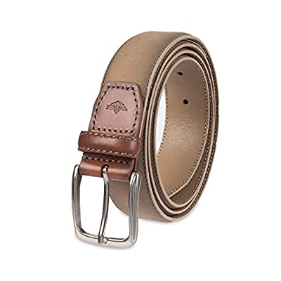Dockers Men's Leather Casual Belt