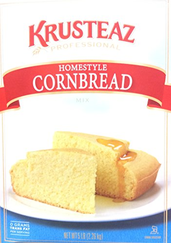 5 Pounds Krusteaz Homestyle Cornbread Mix Just Add Water Restaurant Quality