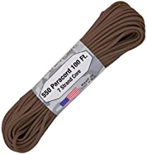 product image for Atwood Rope MFG Parachute Cord Brown