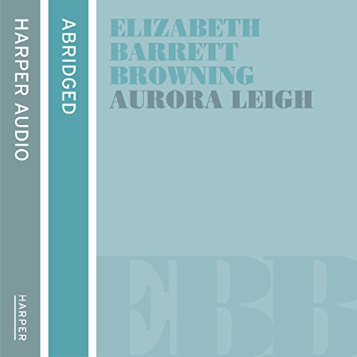 Aurora Leigh audiobook cover art