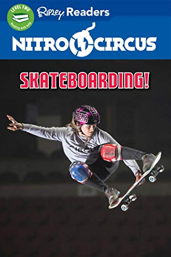 Nitro Circus Level 2 Lib Edn: Skateboarding!