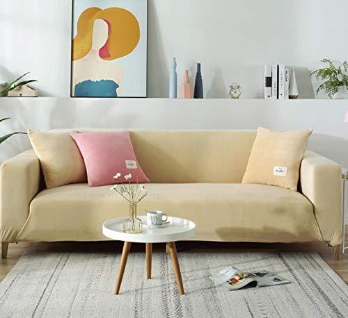 lxylllzs Sofa ÜBerwurf Stretch Sofabezug,Stoff Sofabezug, All-Inclusive-Gummiband Stoffhandtuch-5_145-185cm,Sofabezug FüR Sofa, Sofaschutz