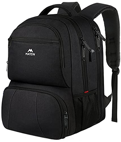 Lunch Backpack, Insulated Cooler Backpack Lunch Box Backpack for Men Women, 17...