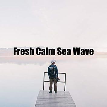 Fresh Calm Sea Wave