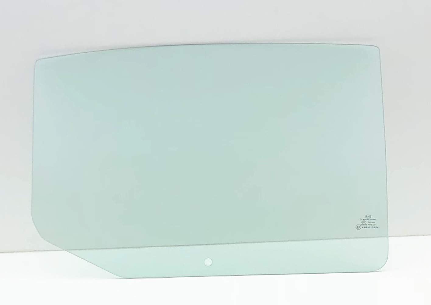 NAGD 限定モデル Passenger 安全 Right Side Rear Compatible Window Glass Door