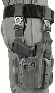 BLACKHAWK! Serpa Level 3 Light Bearing Tactical Holster for Xiphos NT Light, Foliage Green/Size 04, Left Hand (Beretta 92/96/M9 Std or A1 w/rails (NOT Brig/Elite)
