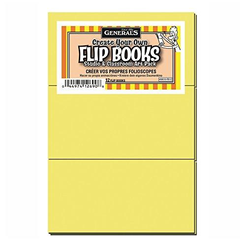 Allgemein Blank Flipbooks Class -Pack