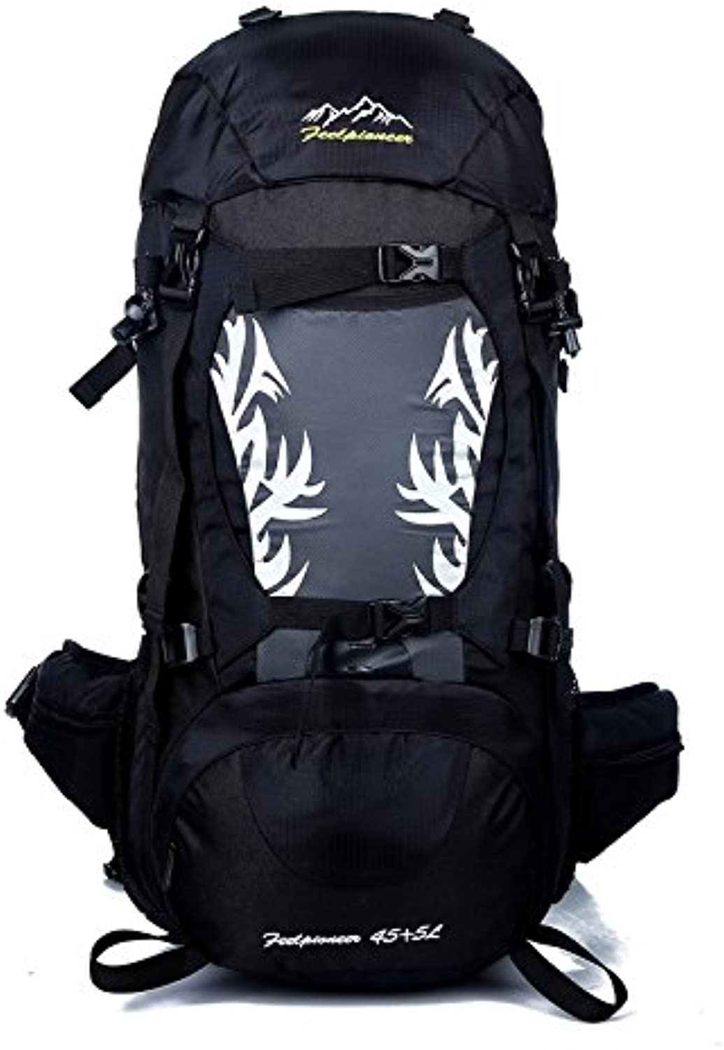 GWQGZ New Outdoor Sports Mountaineering Bag Multi Function Camping Travel Backpack
