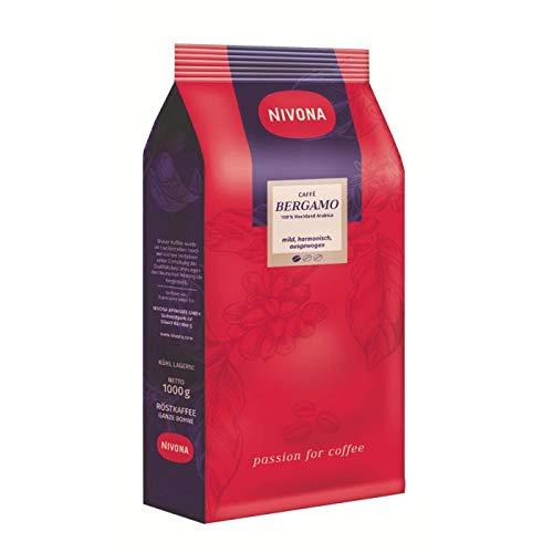 Nivona Bergamo 1kg Espresso Kaffee 100% Hochland Arabica