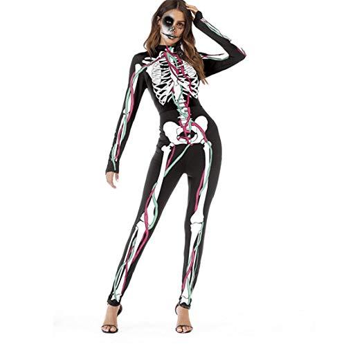 Damen Herren Halloween Kostüme Festivals Events Partei Kostüme Cos Long Sleeve Jumpsuits Frauen Männer