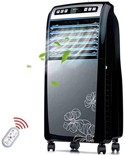 PARTAS Sommer-Must-Have - One Button Kühl, Zwei-Wege-Luftversorgung, Viergang-Anpassung, Energiesparen, Der Umzug Wassergekühlte Luft-Ventilator