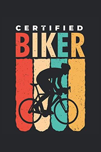 Ordinateur portable: cycliste, vélo, VTT, BMX,: 120 pages lignées - cahier, carnet de croquis, agenda, liste de tâches, cahier de dessin, pour planifier, organiser et prendre des notes.