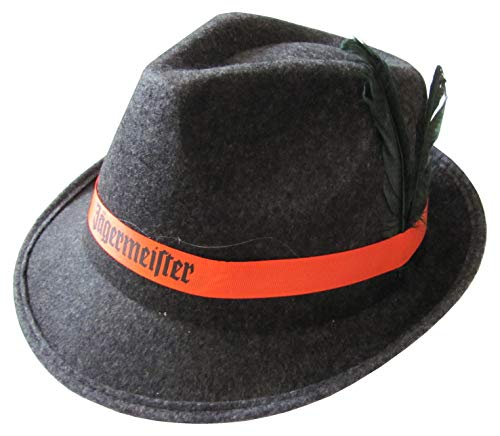 Jägermeister - Hut mit Federn