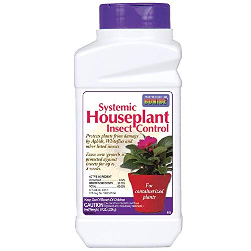 Bonide Product 951 Systemic House Plant Insect Control (2 Pack of 8 Oz.)