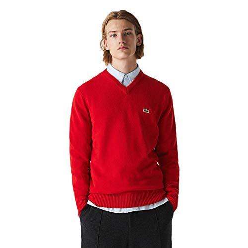 Lacoste Herren AH1952 Unterhemd, Rouge, X-Large