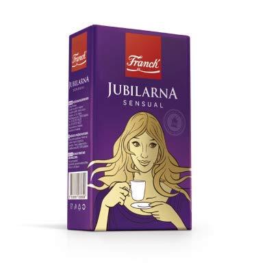 Franck Jubilarna SENSUAL kava mljevena - kroatischer Kaffee gemahlen 250g